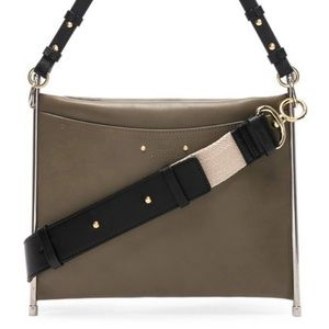 CHLOE Medium Roy Smooth Calfskin Bag